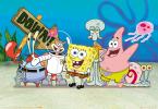 SpongeBob_SquarePants_main_characters