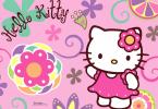 Animasi Kartun Hello Kitty