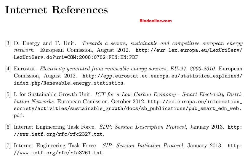 Cara menulis daftar pustaka dari referensi internet